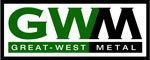 Great-West Metal logo